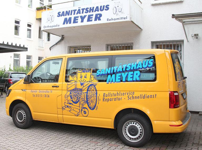 cd267f5db5eb8f Über unseren Meisterbetrieb - Sanitätshaus Meyer Hameln